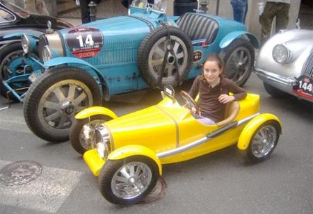 Half Scale Bugatti T35