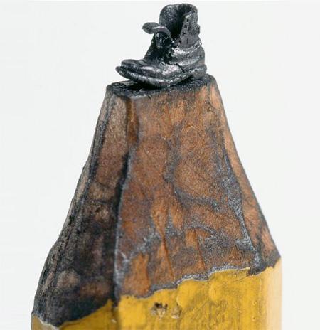 Pencil Shoe