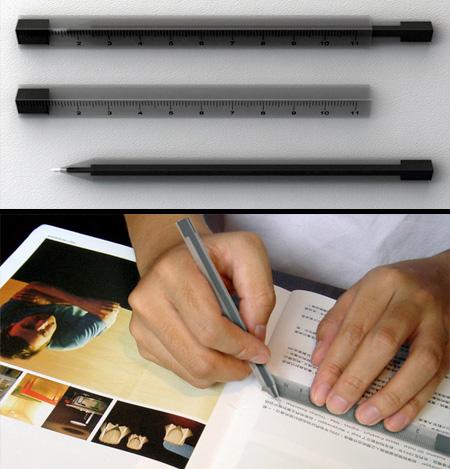 Pen Ruler