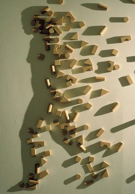 Using Shadows to Create Art
