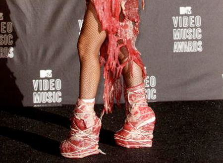 Meat Shoes