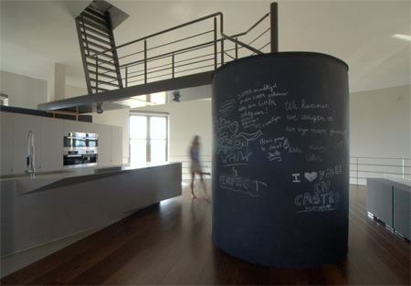 Water Tower Apartment