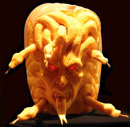 النحت اليقطين النحت اليقطين pumpkin carving