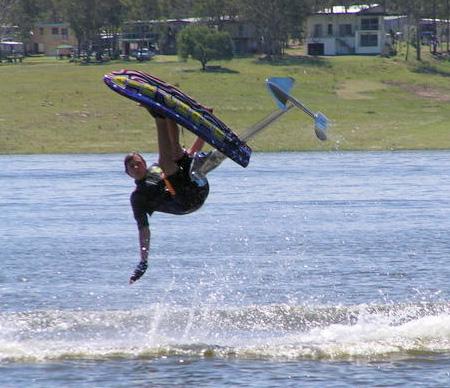 Hydrofoil Air Chair
