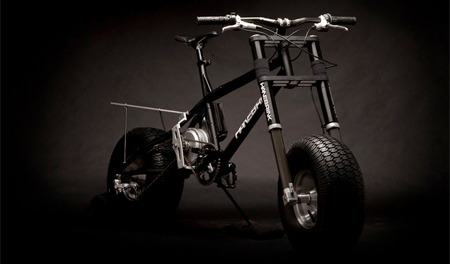 All Terrain Bike