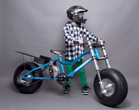 Hanebrink Bike