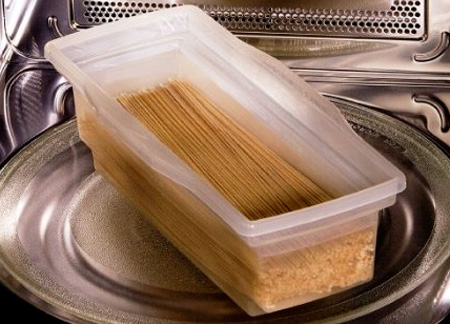 Microwave Pasta Cooker