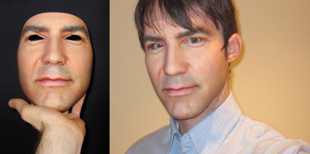 Realistic Masks with Your Face