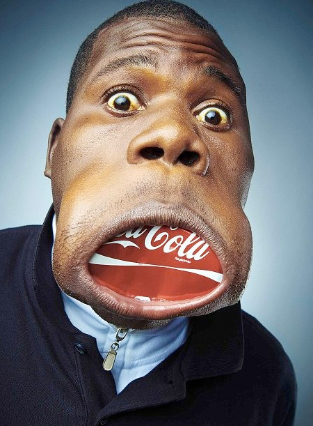 Worlds Largest Mouth