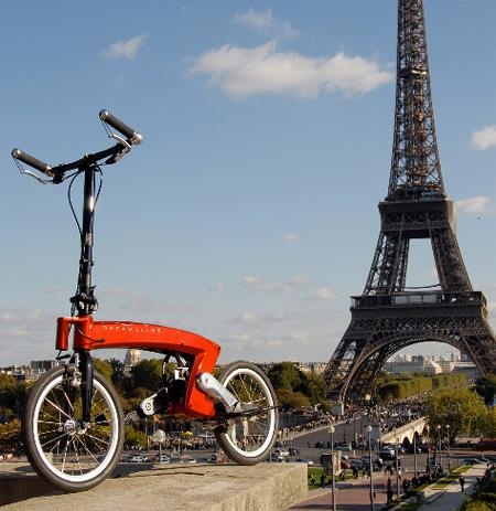 Dreamslide Bike