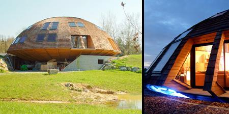Rotating Houses