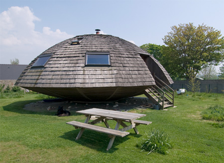 Domespace House