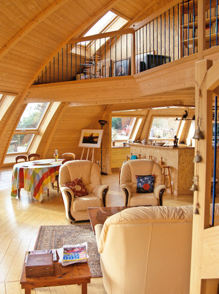 Domespace Interior