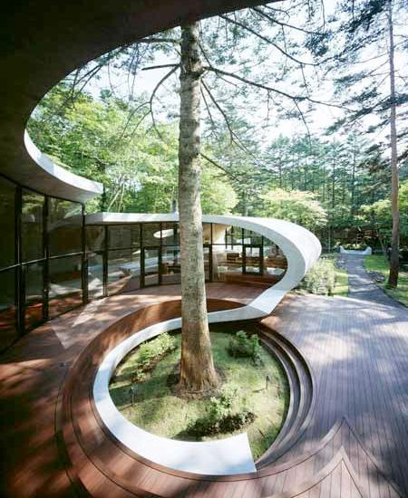 Shell House Garden