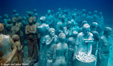 Underwater People