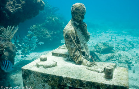 Underwater Table