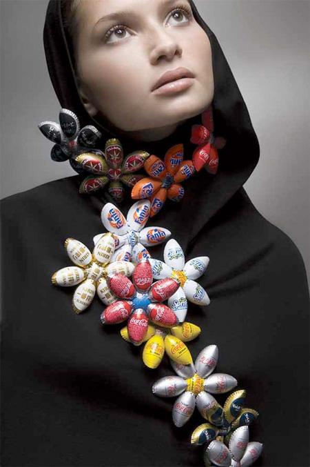 Bottle Cap Jewellery