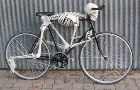 Skeleton Bicycle
