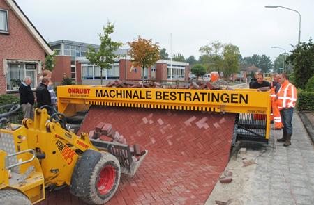 Tiger Stone Brick Machine
