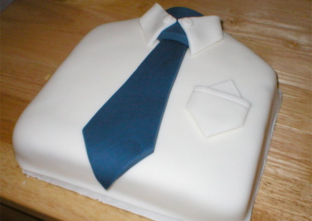 Business Cake