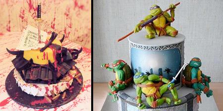 14 Amazing Birthday Cakes
