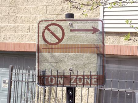 Transparent Sign