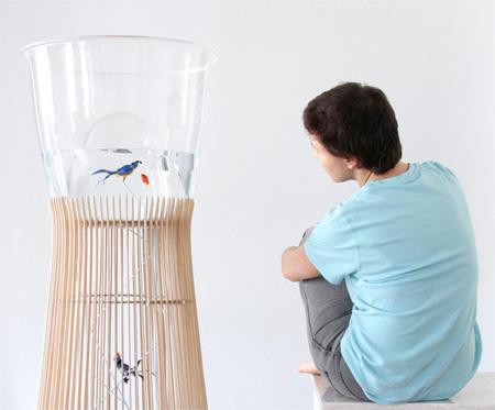 Birdcage Aquarium