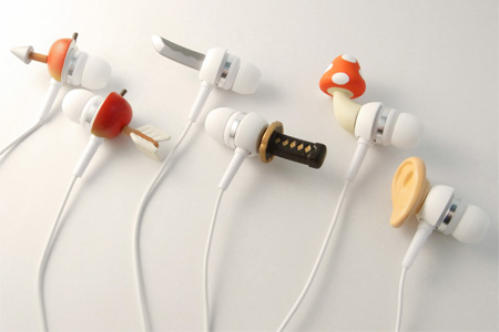 Crazy Earphones