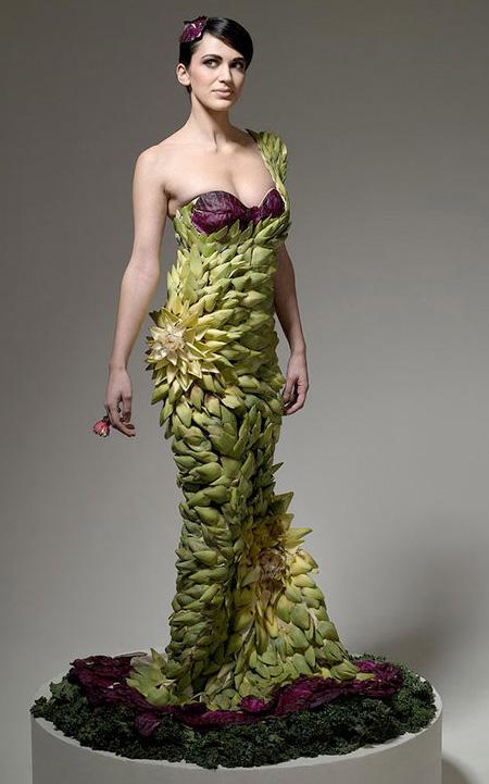 Edible Dress