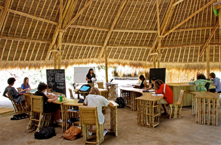 Eco-friendly School