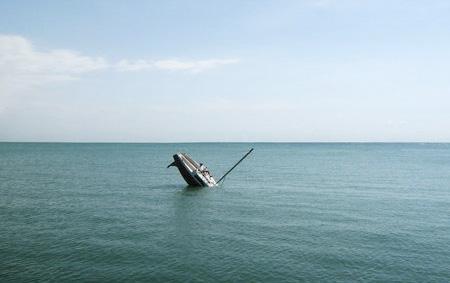 Yacht Sculpture
