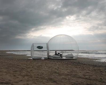 Transparent Camping