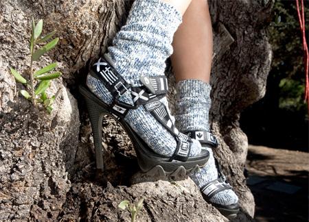 Hiking Stilettos