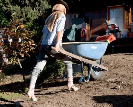 High Fashion Gardening
