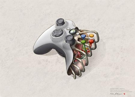 Xbox 360 Controller Anatomy