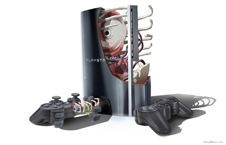 PS3 Anatomy