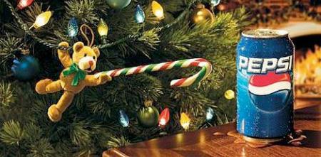 Pepsi Christmas Advertisement