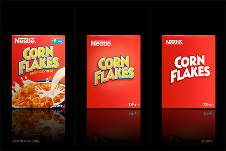 Corn Flakes Packaging