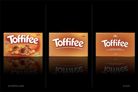 Toffifee Packaging