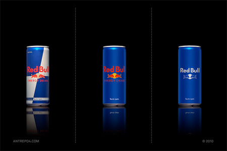 Red Bull Packaging