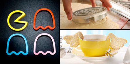 12 Unusual Cookie Cutters
