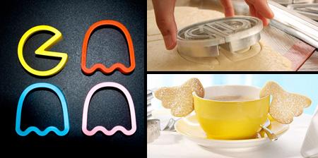 12 Unusual Cookie Cutters