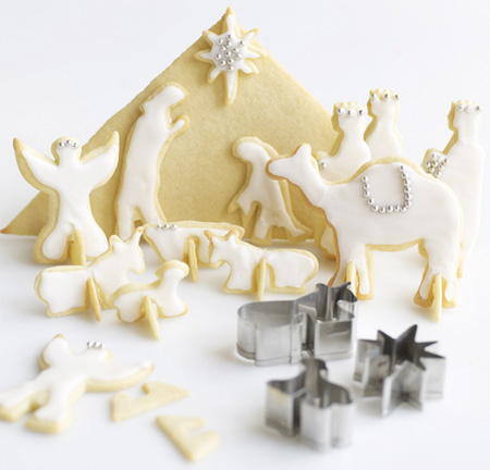 3D Cookie Cutters