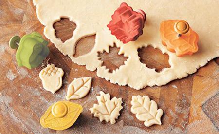 Leaf Cookie Cutters