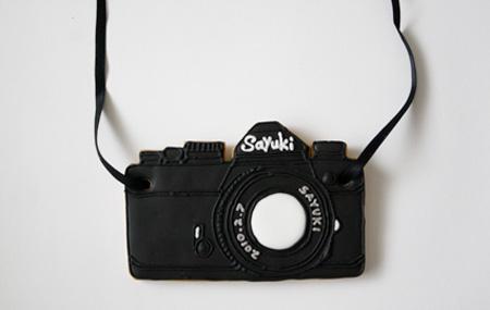 Camera Cookie