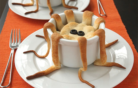 Tentacle Pot Pie