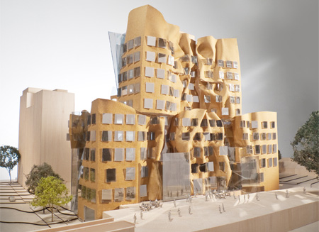 Frank Gehry Business School