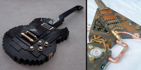 14 Unusual and Creative Guitars