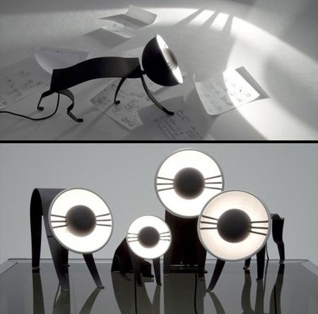 Cat Lamps