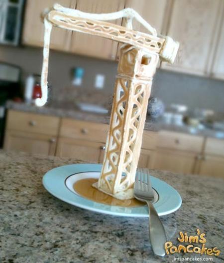 Crane Pancakes